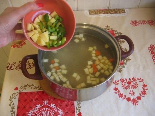из пекинской капусты можно варить суп
