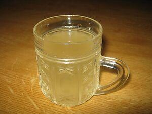 Квас лимонно-медовый