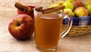 Яблочный квас с медом