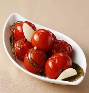 Солоні помідори на зиму