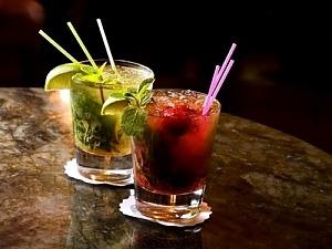 Коктейль «Пьяный Дед Мороз»