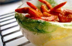 Мариновать креветки в соевом соусе