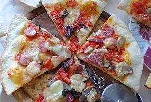 Базовый рецепт пиццы