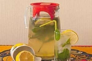 Оранжад лимонный