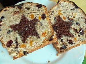 Кекс со звездой