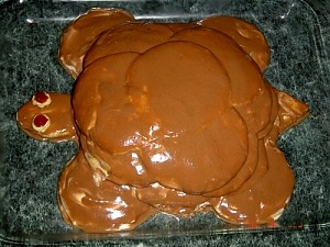 Торт «Черепаха» в духовке