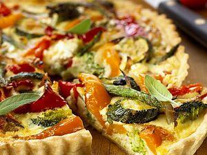 Овочевий пиріг