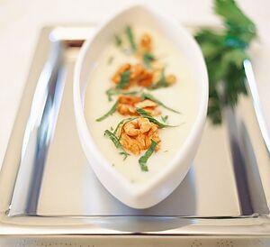 Сливочно-сельдереевый суп