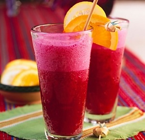 Свекольно-цитрусовый напиток