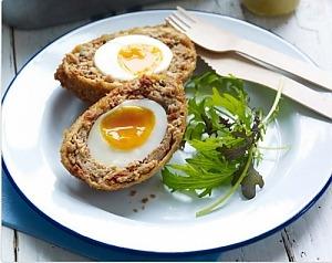 Яйца в фарше по-шотландски