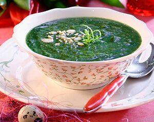 Польский пасхальный суп