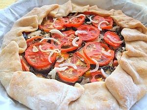Пирог «Рататуй»