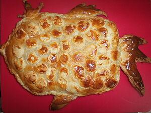 Пирог «Царь-рыба»