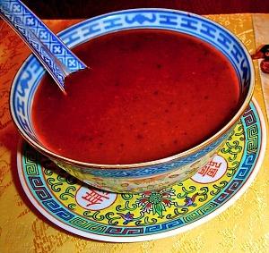 Сливовый соус для утки по-пекински