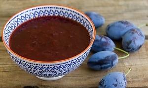 Острый сливовый соус