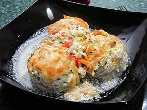 Ежики в сливочно-овощном соусе