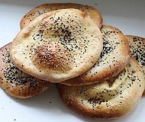 Средиземноморские хлебные лепешки