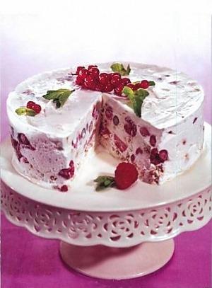 Торт мороженое