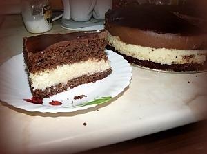 "Торт ""а-ля Баунти"""