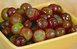 Маринований виноград