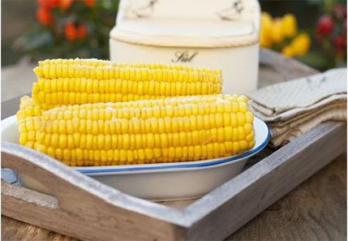 Варенная в початках кукуруза