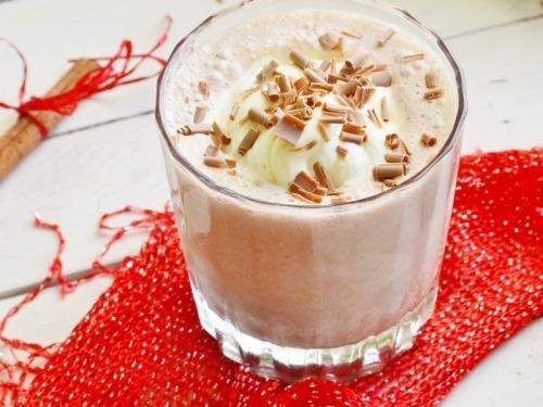 Молочный коктейль с ликером