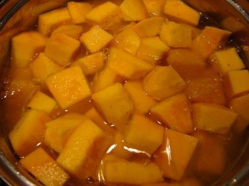 крем суп з гарбуза рецепт