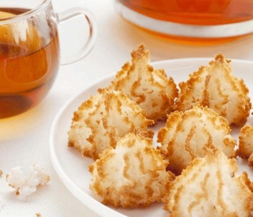 """Кокосове печиво """"Макаруни"""""""
