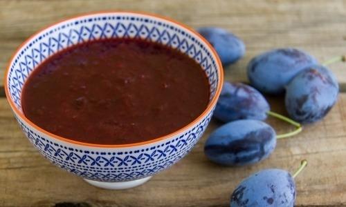 Гострий сливовий соус