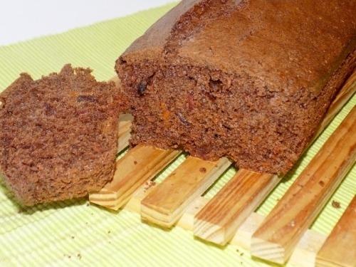 Морковно-свекольный пирог