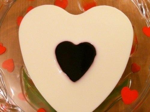 Желе «День Святого Валентина»