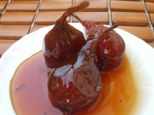 Варенье из целых груш